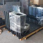 Stojaki okien do fabryki produkującą stolarkę okienną
