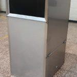 Kosz na śmieci ze stali nierdzewnej 304L